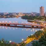 Порошенко поздравил жителей Донецка с Днем города — И напомнил о принадлежности Украине