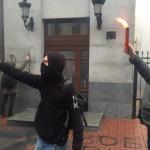Представитель МИД назвал нападение на Россотрудничество в Киеве «дебошем радикалов» — И обвинил киевские власти в бездействии