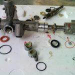 Типичные проблемы рулевых реек