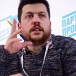 Оппозиционера Волкова оштрафовали на 30 тыс. рублей по делу о микрофоне — Прокуратура просила два года условно