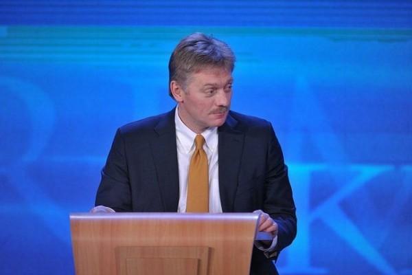 Дмитрий Песков, фото пресс-службы Кремля