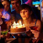 Подумаем над празднованием Дня Рождения