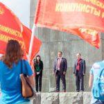 «Коммунисты России» намерены поддержать список «РОТ-Фронта» на выборах в ЗакС Петербурга — Если сами не смогут принять с них участие