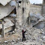 ООН: При обстреле гуманитарного конвоя в Алеппо многие погибли — Обстрел могут признать военным преступлением