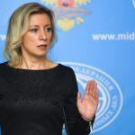 Захарова назвала отказ США от сотрудничества с РФ по Сирии «подарком для террористов» — В МИДе подозревают, что Белый дом взял террористов «под свое крыло»