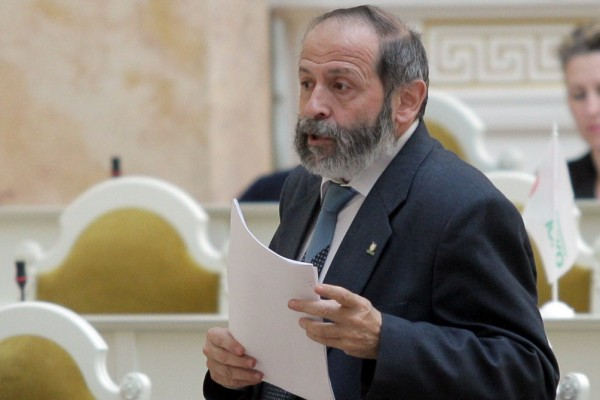 Борис Вишневский, фото пресс-службы ЗакСа