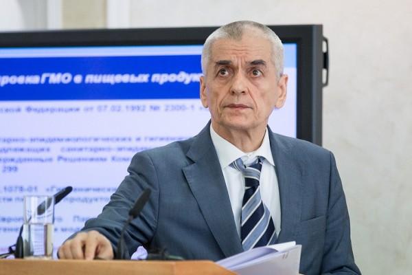 Геннадий Онищенко, фото пресс-службы Совета Федерации