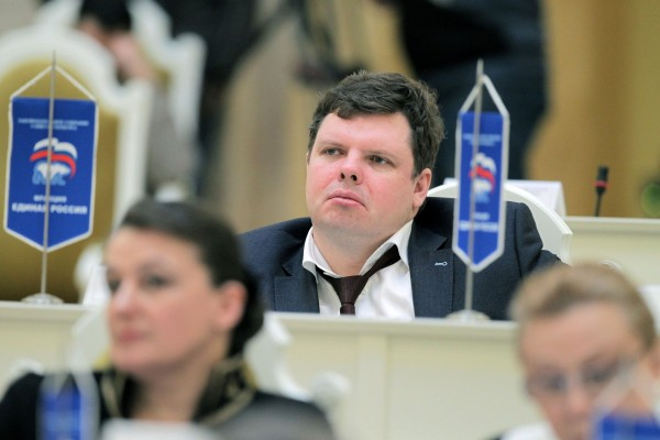 Евгений Марченко, фото пресс-службы ЗакСа