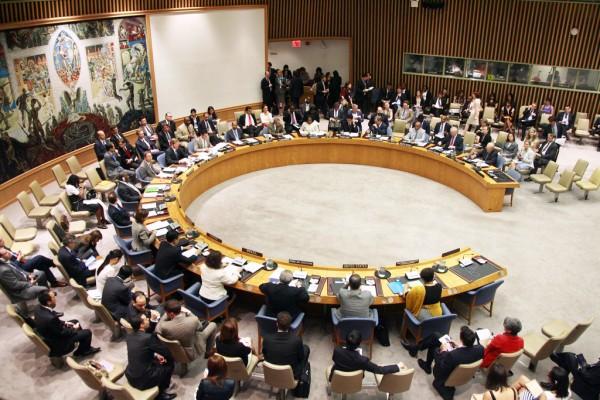 Заседание СовБеза ООН, фото GermanyUN