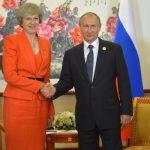 Путин впервые встретился с Терезой Мэй — Лидеры рассчитывают на прогресс в двусторонних отношениях