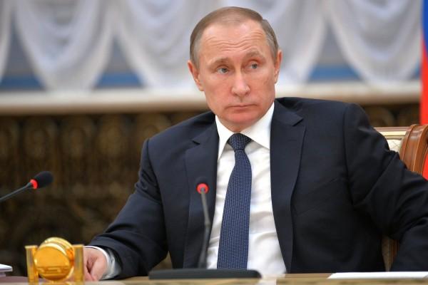 Путин удивлен