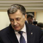 Вячеслав Макаров остался спикером петербургского ЗакСа — Его рекомендовал Полтавченко