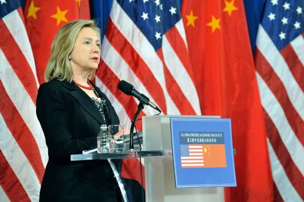 Хиллари Клинтон2, фото Госдепартамента США