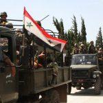 Режим прекращения огня в Сирии нарушали шесть раз за сутки — Больше всего в Дамаске