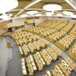 ЕР получает 44,5% на выборах в Госдуму по списку— экзитпол
