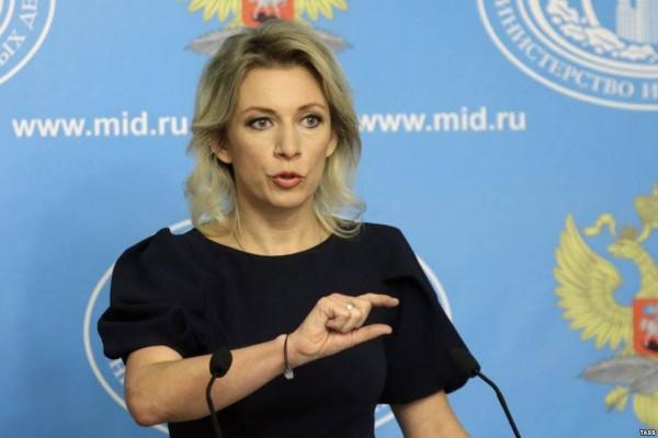 мария захарова russia-insider.com _