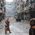 Правозащитники сообщили об обстреле Алеппо «сирийскими или российскими самолетами» — Близлежащие деревни тоже пострадали