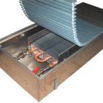 Особенности конструкции и установки конвектора внутрипольного водяного
