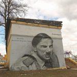 Нагиев раскритиковал чиновников Петербурга за ликвидацию двух граффити — В том числе на одной из стен был изображен герой Нагиева – прапорщик Задов