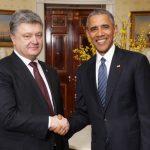 Обама и Порошенко обсудили соблюдение минских соглашений — Составление «дорожной карты»