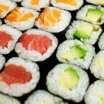Суши — это праздничное меню