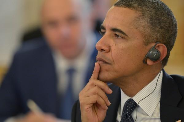 Барак Обама 2 G20