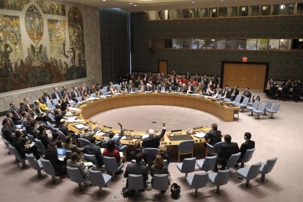 Голосование в СовБезе ООН, UN Photo