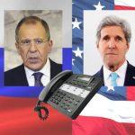 Лавров и Керри по телефону обсудили ситуацию вокруг Алеппо — По инициативе американцев