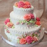 Торт обязательный атрибут свадьбы