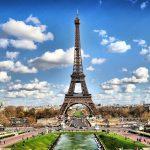 Париж — негласная столица любви