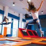 Прыжки на батуте — олимпийский вид спорта