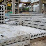 Применение железобетонных плит перекрытия
