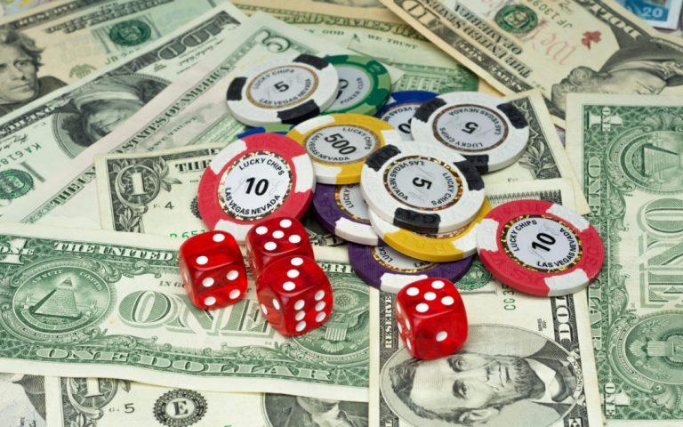 online casino play money