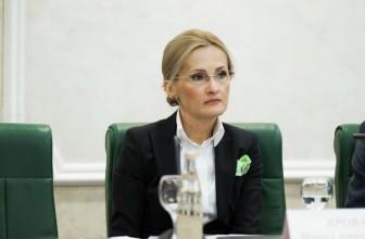 Яровая прокомментировала слова Картера о «нулевом» вкладе России в борьбу с ИГ — Она считает, что у главы Пентагона «сдали нервы»