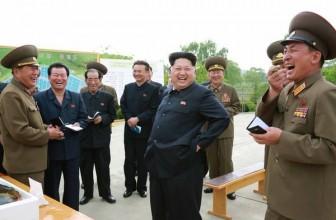 Северная Корея запустила три ракеты — В сторону Японского моря