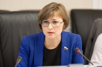 Известный сенатор Людмила Бокова
