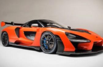 Гиперкар McLaren Senna получил игрушечную копию за 8 тысяч долларов