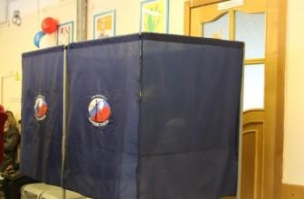 Явка по выборах в Петербурге составила 32,47%