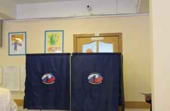 В УИК N973 журналистам и наблюдателям запретили фото- и видеосъемку