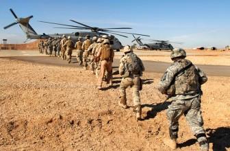 Самолеты коалиции США нанесли удар по сирийским военным — Минобороны РФ — 62 человека погибли