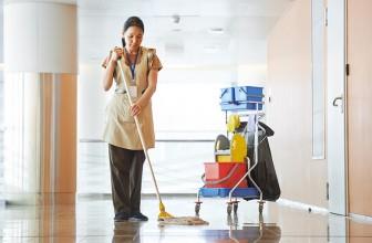 Лишь профессионалы качественно произведут уборку