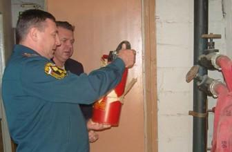 За что отвечает специалист пожарной профилактики