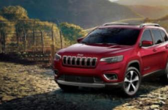 Стали известны цены и комплектации обновленного Jeep Cherokee