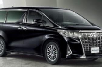 Toyota отзывает в России 275 автомобилей моделей Alphard и Highlander