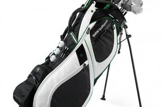 Для гольфа используются специальные сумки