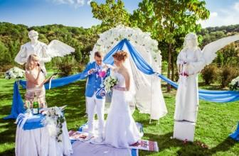 Вариантов свадебных церемоний множество