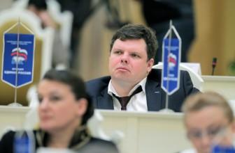 Городской суд Петербурга в третий раз перенс заседание по делу «единоросса» Марченко — Ответик не смог сформулировать свою позицию