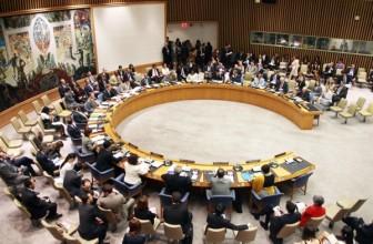 Дипломаты США, Британии и Франции отказались слушать Джаафари в СБ ООН — Они покинули зал в начале его выступления