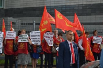 Суд снял с выборов в Петербурге «Коммунистов России» — Один раз им уже удалось восстановиться