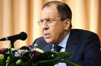 Лавров встретился с главой МИД Великобритании — Стороны обсудили ситуацию в Сирии